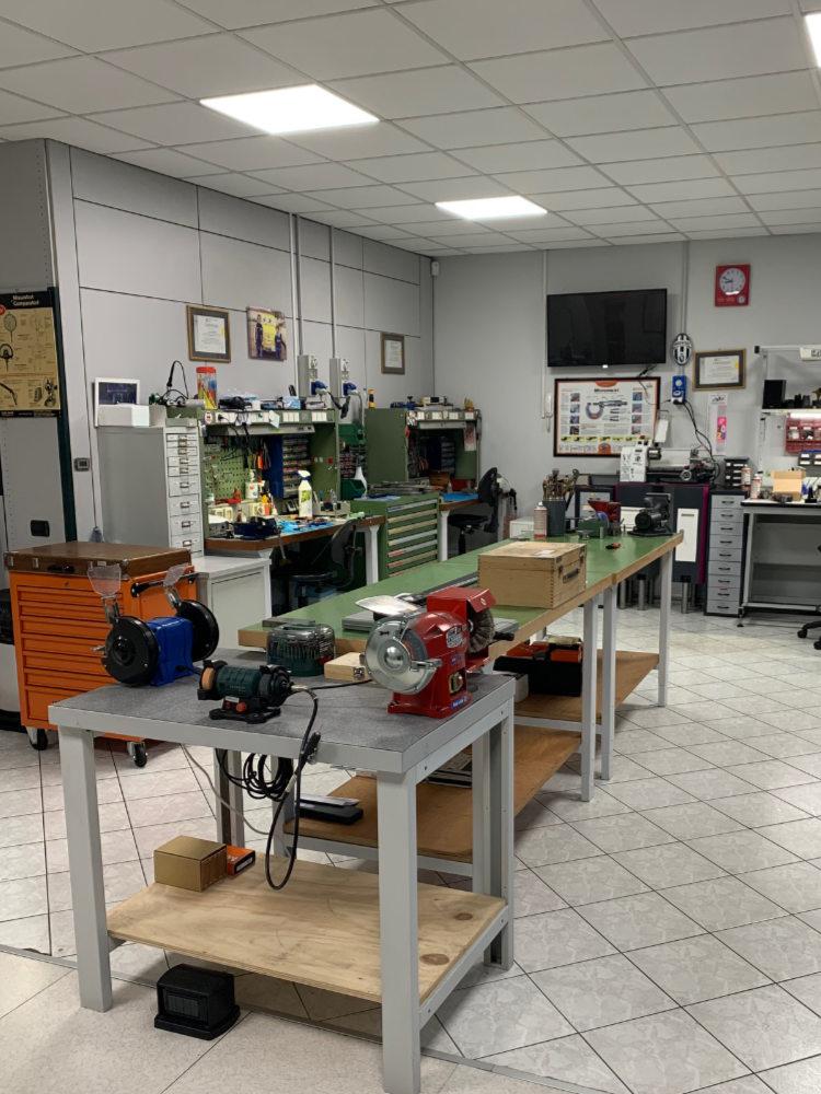 riparazione e calibrazione strumenti - Laboratorio RSM